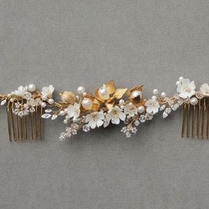 Tania maras bridal hair comb